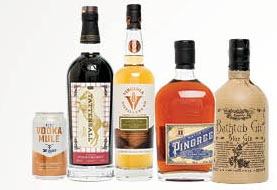 Best of Class, Certified Craft Blended Spirits & Merchant Bottled