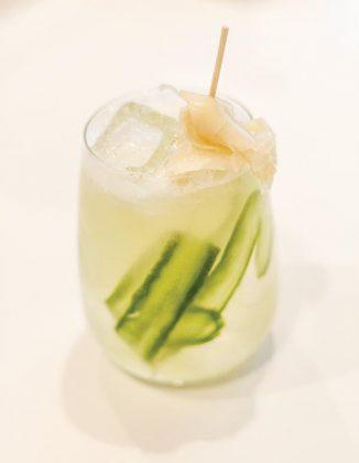 Fairmont Pacific Rim cocktail