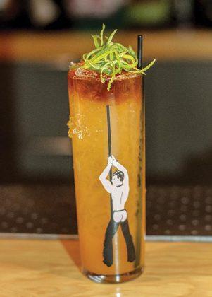 L'Abattoir cocktail