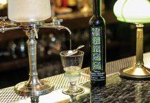 Prohibition Absinthe service