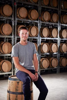 Will Edwards is the founder of the Archie Rose Distillery.