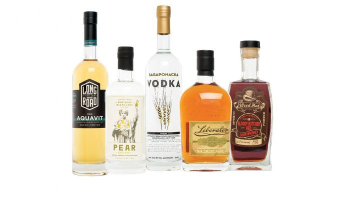 2018 Best of Class; Certified Craft Distilled Spirits™