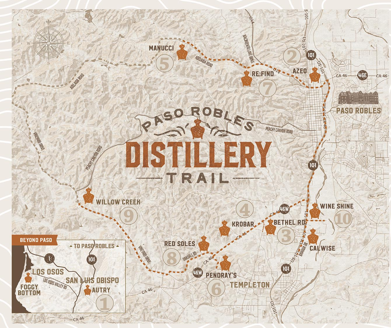 Blazing a Trail in Paso Robles: Central Coast Distillers ... on