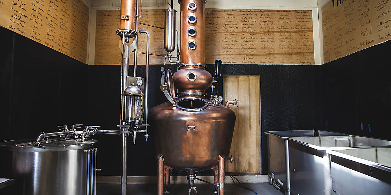 distillery tracking programs