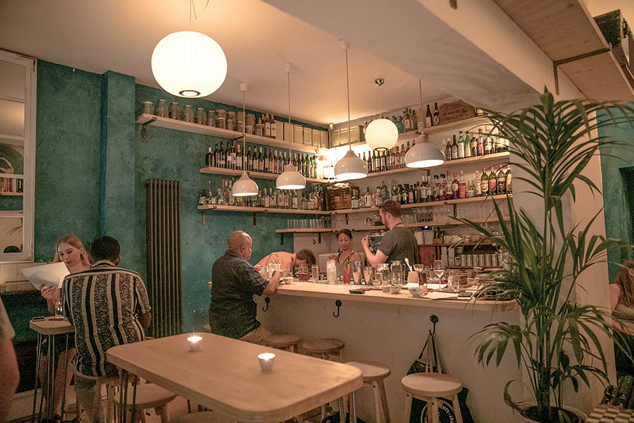 Marvelous London Cocktail Bars Distiller Magazine Machost Co Dining Chair Design Ideas Machostcouk