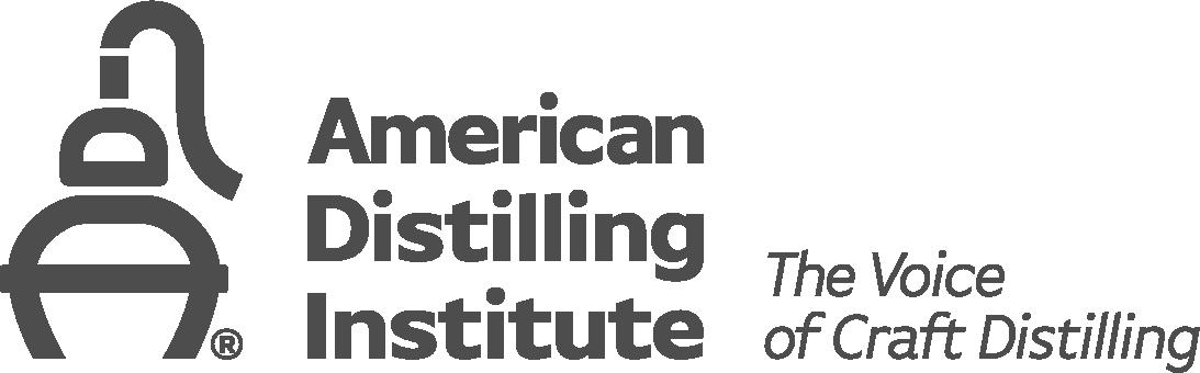ADI Tagline Logo Charcoal