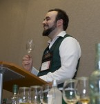 David Smith, Old Tom Gin tastingsm