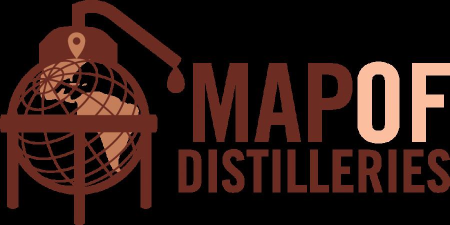 Map Of Distilleries American Distilling Institute