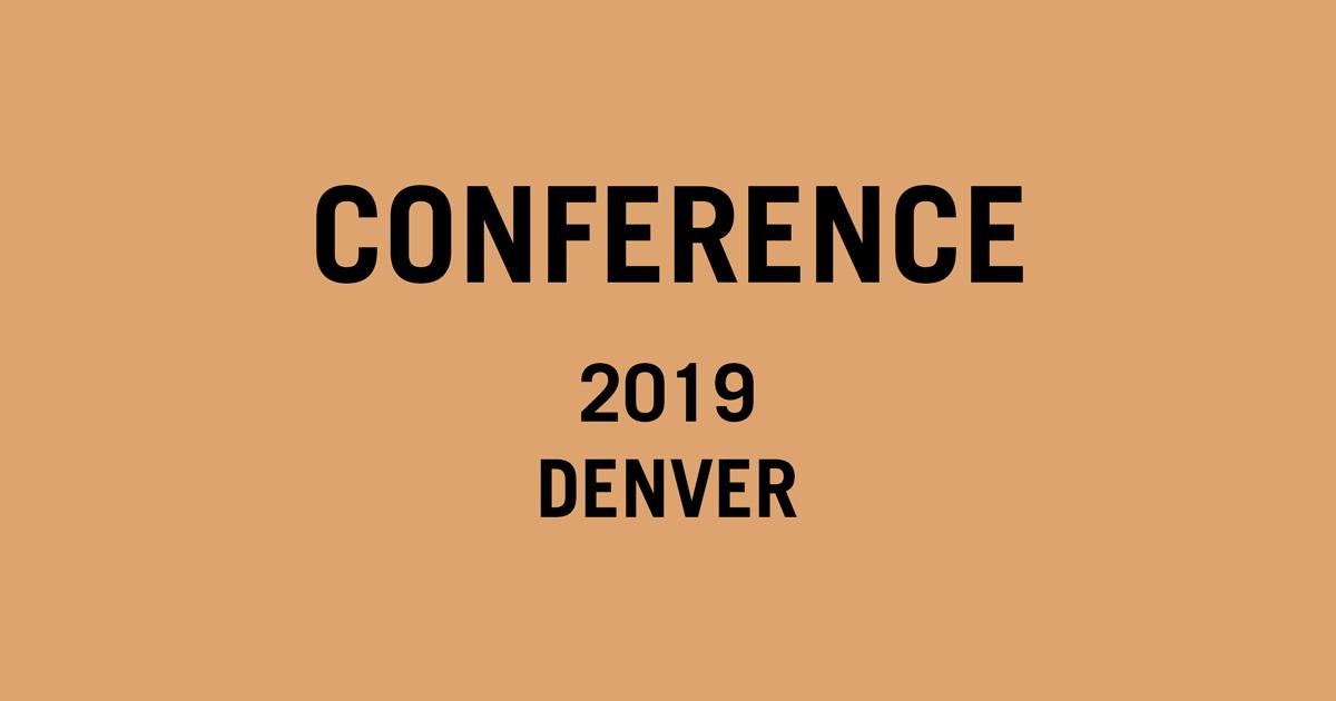ADI 2019 Conference